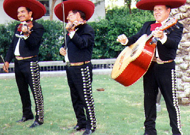 photo of mariachi band in Phoenix